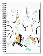 Archimedes Spiral Notebook