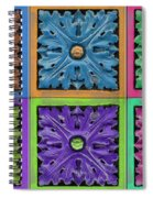 Architectural Beauty Spiral Notebook