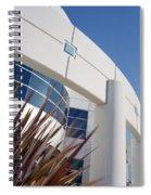 Architectural Detail One Spiral Notebook