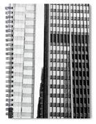 Architectural Pattern Study 1.0 Spiral Notebook