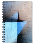 Architectural Reflections 4619c Spiral Notebook