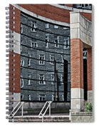 Architecture And Reflections Spiral Notebook