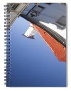 Architecture Reflection Spiral Notebook