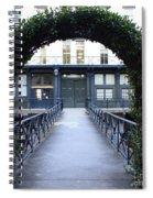 Archway On Factors Walk Spiral Notebook