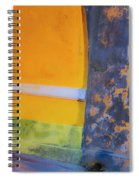 Archway Wall Spiral Notebook