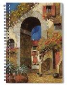Arco Al Buio Spiral Notebook