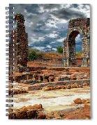 Arco De Caparra Spiral Notebook