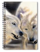 Arctic Pair Spiral Notebook