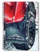 Arctic Trucks Spiral Notebook