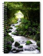 Arden Bridge Spiral Notebook