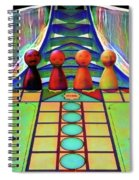Are You Game Spiral Notebook