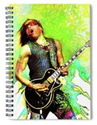 Are You Gonna Go My Way Spiral Notebook