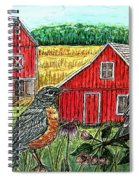 Are You Sure This Is The Way To St.paul? Spiral Notebook