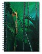Areca Plam Spiral Notebook