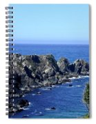 Arena Point California Spiral Notebook