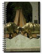 Arequipa Peru Spiral Notebook