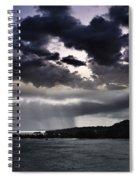 Arianrhods Touch Spiral Notebook