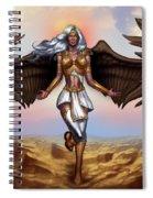 Ariel - Demon Spiral Notebook