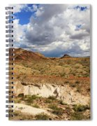 Arizona Cliffs Spiral Notebook