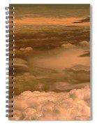 Arizona Cloudscape II Spiral Notebook