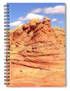 Arizona Desert Dreamscape Spiral Notebook