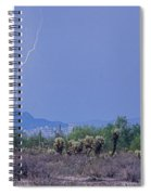 Arizona Desert  Spiral Notebook
