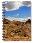 Arizona Hills Spiral Notebook