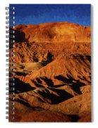 Arizona Mesa 4 Spiral Notebook