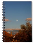Arizona Moon II Spiral Notebook