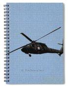 Arizona National Guard At Work Spiral Notebook
