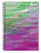 Arizona Oil 4 Spiral Notebook