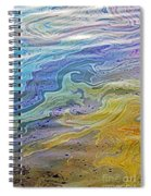 Arizona Oil Slick 2 Spiral Notebook