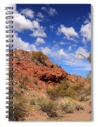 Arizona Red Rock Spiral Notebook