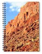 Arizona Sandstone Spiral Notebook