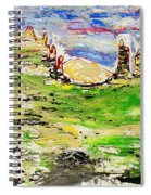Arizona Skies Spiral Notebook