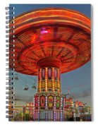 Arizona State Fair Spiral Notebook