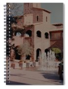 Arizona Water Spiral Notebook