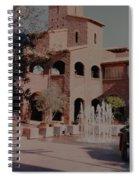 Arizona Water Spiral Notebook