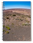 Arizona's Painted Desert #2 Spiral Notebook