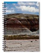 Arizona's Painted Desert #3 Spiral Notebook