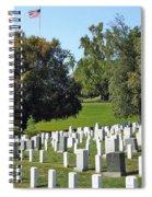 Arlington National Cemetery Spiral Notebook