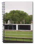 Arlington Park Race Track Spiral Notebook