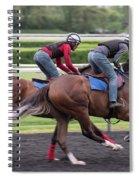 Arlington Park Racing - 7 Spiral Notebook