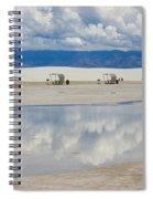 Armageddon Picnic Spiral Notebook