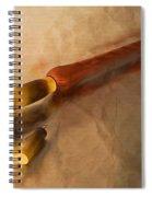 Armenian Duduk Spiral Notebook