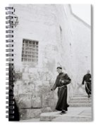 Armenian Quarter Jerusalem Spiral Notebook