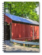 Armstrong/clio Covered Bridge Spiral Notebook