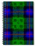 Armstrong Reinterpretation Spiral Notebook