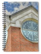 Armstrong University Tower Spiral Notebook