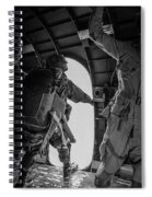 Army Airborne Series 3 Spiral Notebook